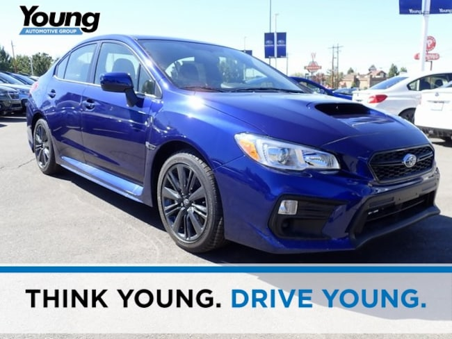 New 2019 Subaru WRX Sedan for sale in Ogden, UT at Young Subaru