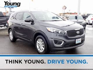 Used 2016 Kia Sorento 2.4L LX AWD SUV 5XYPGDA30GG159244 for sale in Kaysville, Utah at Young Kia