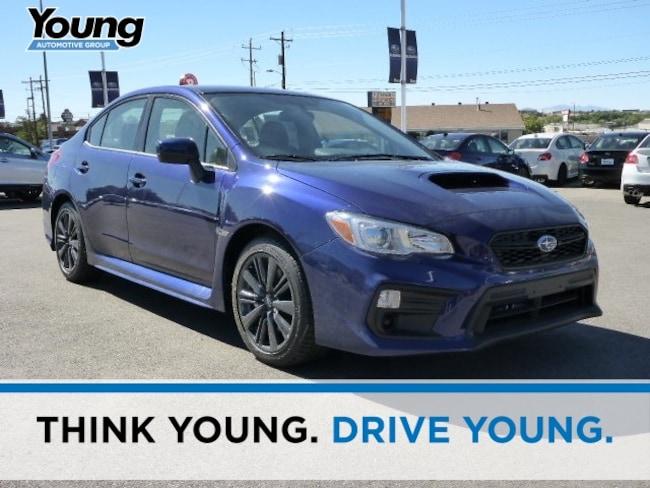 New 2019 Subaru WRX Sedan for sale in Ogden, UT at Young Subaru
