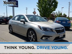 2018 Subaru Legacy 2.5i Limited with Starlink Sedan for sale in Ogden, UT at Young Subaru