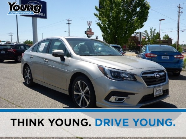 New 2018 Subaru Legacy 2.5i Limited with Starlink Sedan for sale in Ogden, UT at Young Subaru