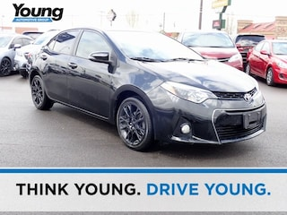 Used 2016 Toyota Corolla S w/Special Edition Pkg Sedan 2T1BURHE8GC581085 in Ogden, UT at Avis Car Sales