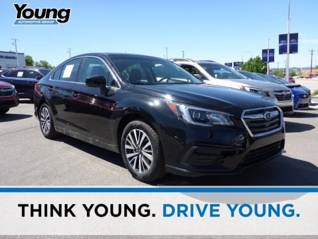 New 2018 Subaru Legacy 2.5i Premium Sedan for sale in Ogden, UT at Young Subaru