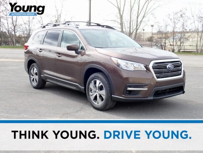 New 2019 Subaru Ascent Premium 7-Passenger SUV for sale in Ogden, UT at Young Subaru