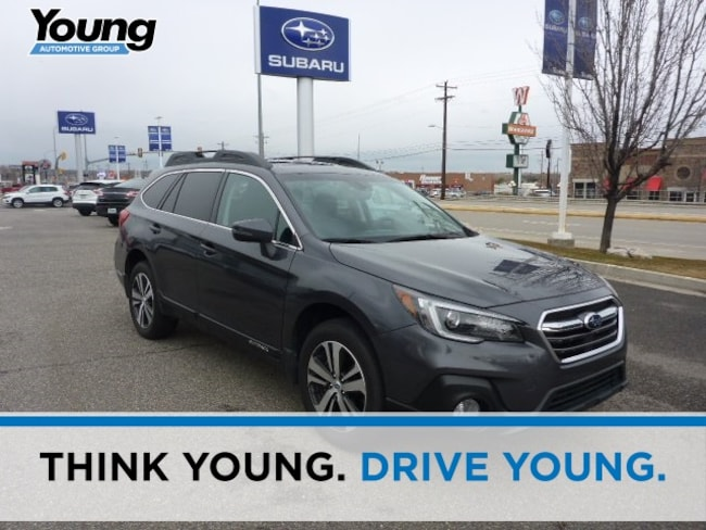 Used 2018 Subaru Outback 3.6R Limited SUV for sale in Ogden, UT at Avis Car Sales