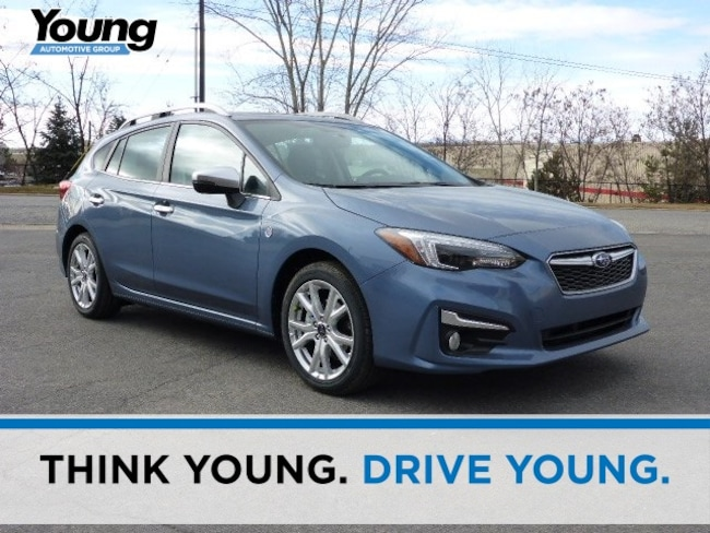 New 2018 Subaru Impreza 2.0i Limited 5dr 50th Anniversary Edition 5-door for sale in Ogden, UT at Young Subaru