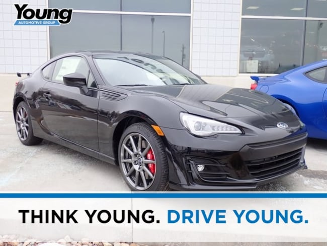 New 2019 Subaru BRZ Limited Coupe for sale in Ogden, UT at Young Subaru