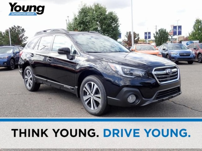 New 2019 Subaru Outback 2.5i Limited SUV for sale in Ogden, UT at Young Subaru