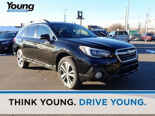 New 2019 Subaru Outback 2.5i Limited SUV 913893 for sale in Ogden, UT