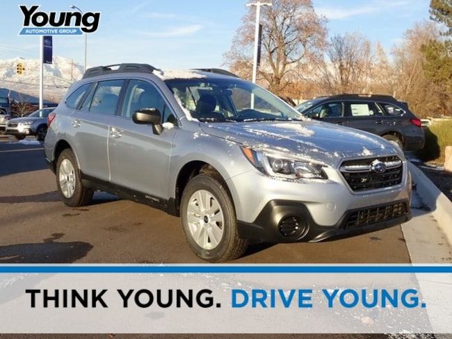 New 2019 Subaru Outback 2.5i SUV for sale in Ogden, UT at Young Subaru