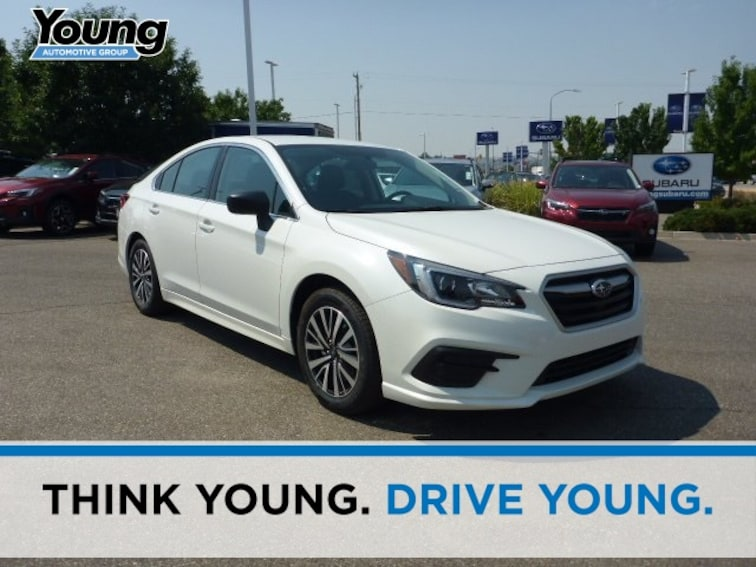 New 2018 Subaru Legacy 2.5i with Alloy Wheel Package Sedan for sale in Ogden, UT at Young Subaru