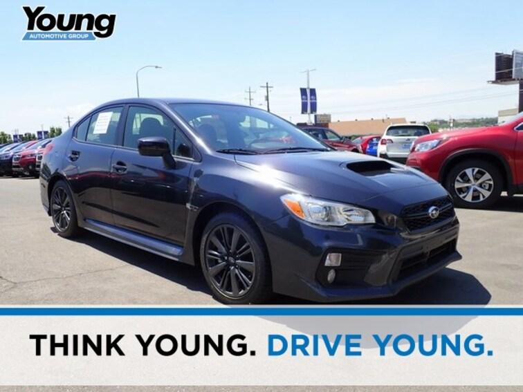 New 2018 Subaru WRX Sedan for sale in Ogden, UT at Young Subaru