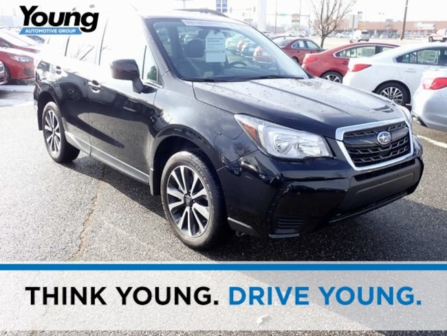 Certified 2018 Subaru Forester 2.0XT Premium with Starlink SUV for sale in Ogden, UT at Young Subaru