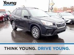 Certified Pre-Owned 2019 Subaru Forester Premium JF2SKAEC6KH438653 for Sale in Ogden