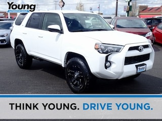 Used 2016 Toyota 4Runner SR5 SUV JTEBU5JR2G5333722 in Ogden, UT at Avis Car Sales