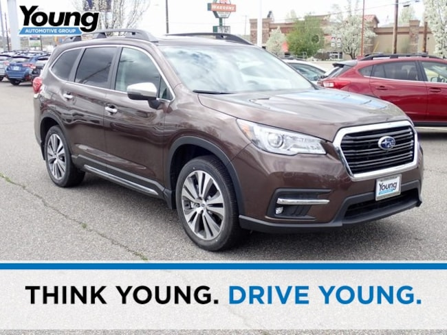 New 2019 Subaru Ascent Touring 7-Passenger SUV for sale in Ogden, UT at Young Subaru