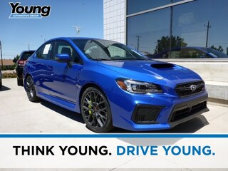 New 2018 Subaru WRX STI Limited with Lip Sedan 811868 for sale in Ogden, UT