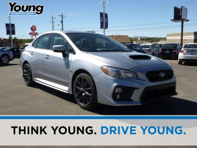 New 2019 Subaru WRX Premium (M6) Sedan for sale in Ogden, UT at Young Subaru