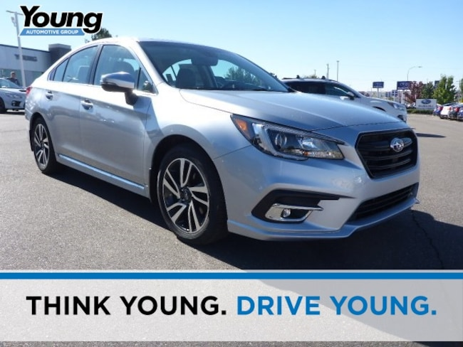 New 2019 Subaru Legacy 2.5i Sport Sedan for sale in Ogden, UT at Young Subaru