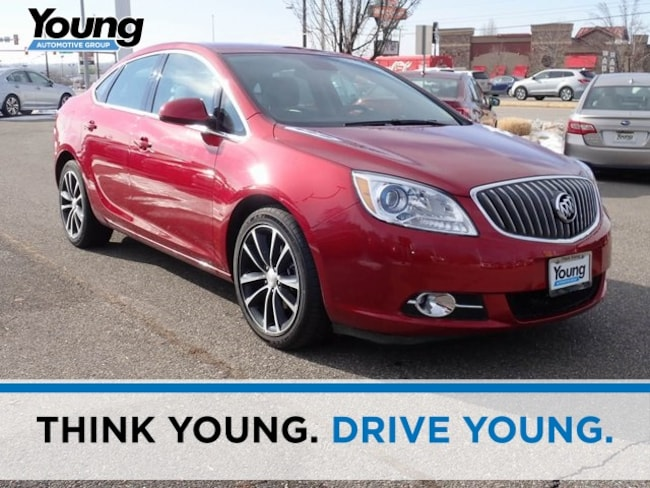 Used 2016 Buick Verano Sport Touring Group Sedan for sale in Layton, UT at Young Buick GMC
