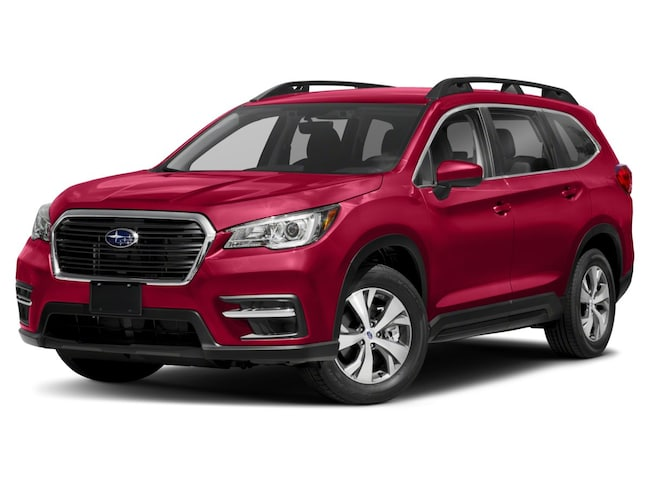 New 2019 Subaru Ascent Limited 8-Passenger SUV for sale in Ogden, UT at Young Subaru