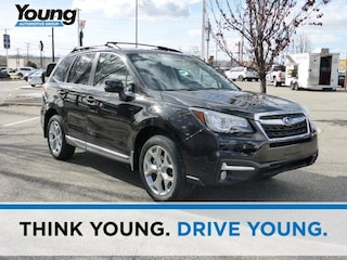 New 2018 Subaru Forester 2.5i Touring with Eyesight + Nav + Starlink SUV 81898 for sale in Ogden, UT