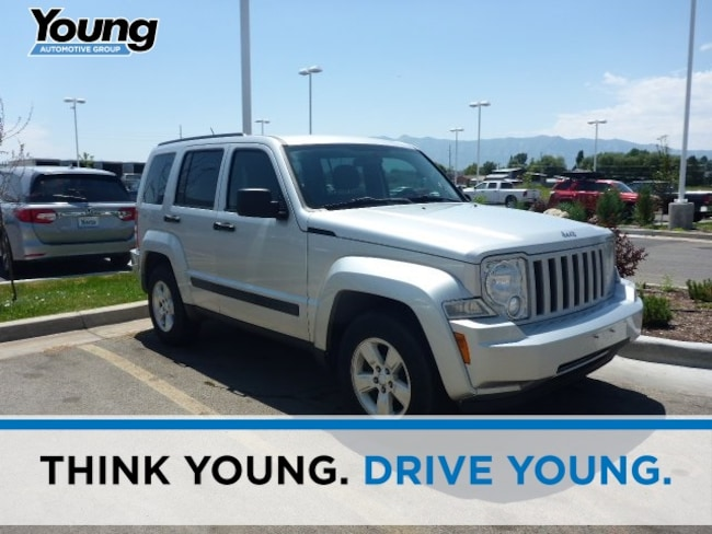 Used 2012 Jeep Liberty Sport SUV for sale in Ogden, UT at Young Subaru