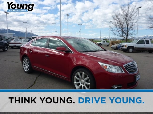 2013 Buick Lacrosse Touring Group Sedan