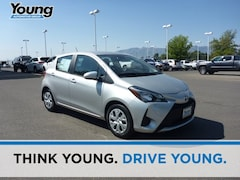 New 2018 Toyota Yaris L Hatchback for sale at Young Toyota Scion in Logan, UT