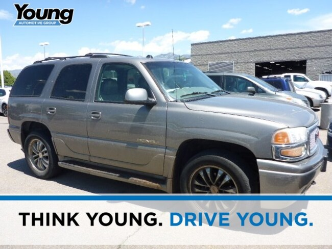 Used 2005 GMC Yukon Denali SUV for sale in Layton, UT at Young Buick GMC