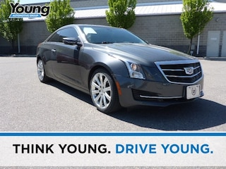 Used 2015 Cadillac ATS 2.0L Turbo Coupe 1G6AA1RX7F0122650 in Ogden, UT at Avis Car Sales