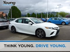 New 2019 Toyota Camry SE Sedan for sale at Young Toyota Scion in Logan, UT
