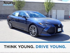 New 2019 Toyota Avalon Touring Sedan for sale at Young Toyota Scion in Logan, UT