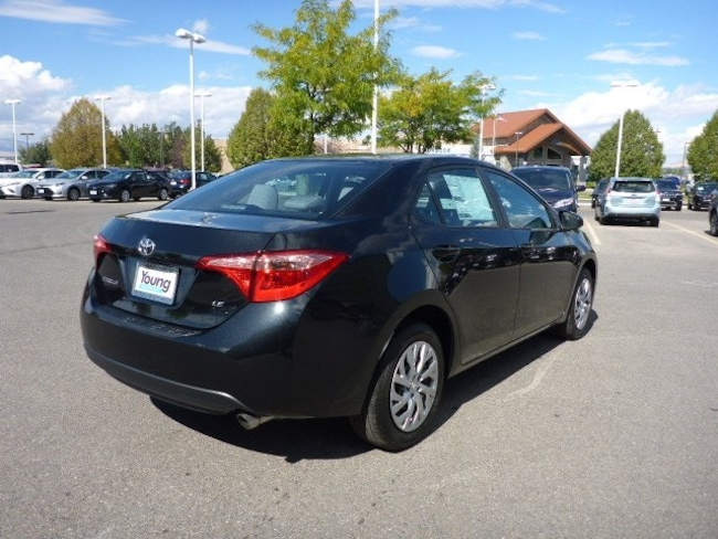 New 2019 Toyota Corolla For Sale In Logan Young Toyota Serving