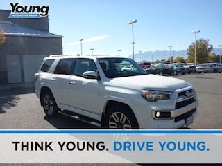 Used 2015 Toyota 4Runner Limited SUV JTEBU5JR9F5264381 in Ogden, UT at Avis Car Sales