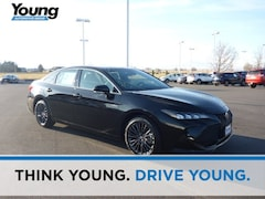 New 2019 Toyota Avalon Hybrid XSE Sedan for sale at Young Toyota Scion in Logan, UT