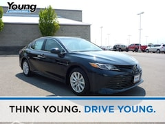 New 2018 Toyota Camry LE Sedan for sale at Young Toyota Scion in Logan, UT