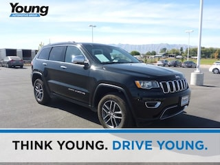 Used 2017 Jeep Grand Cherokee Limited SUV 1C4RJFBT2HC689127 in Ogden, UT at Avis Car Sales