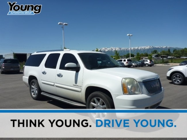 Used 2007 GMC Yukon XL Denali SUV for sale in Layton, UT at Young Buick GMC