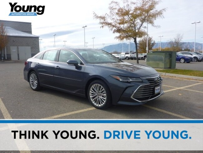 New 2019 Toyota Avalon Limited Sedan for sale at Young Toyota Scion in Logan, UT