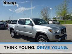 New 2019 Toyota Tacoma SR5 Truck Double Cab for sale at Young Toyota Scion in Logan, UT
