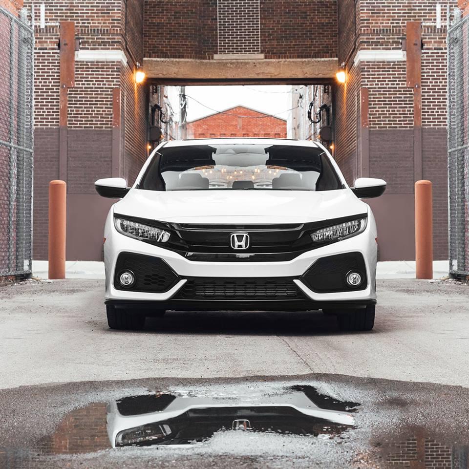 Honda Civic at Yuba City Honda