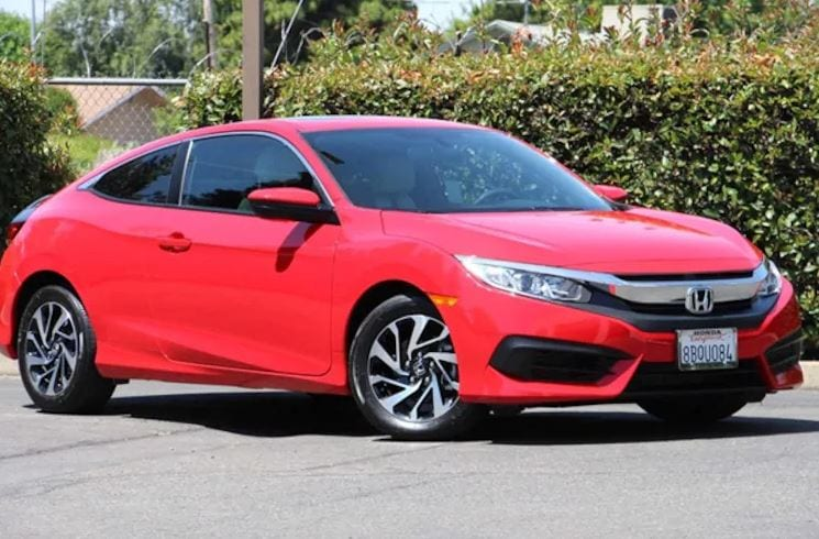 Preowned Honda Civic at Yuba City Honda