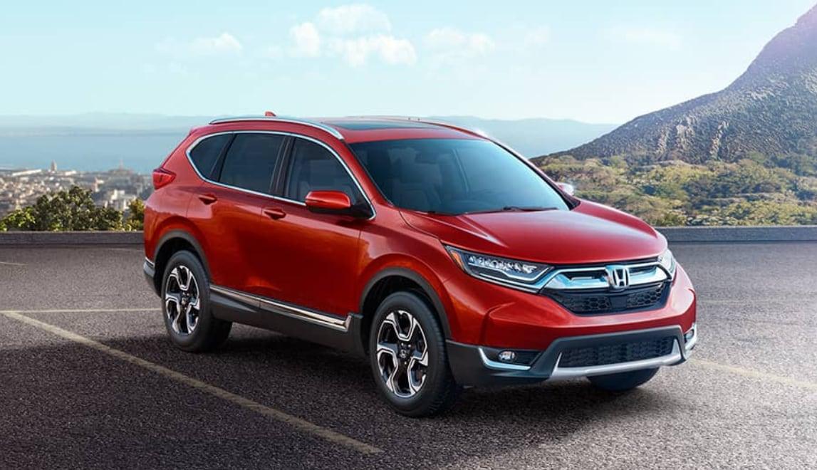2018 Honda CR-V in Yuba City California