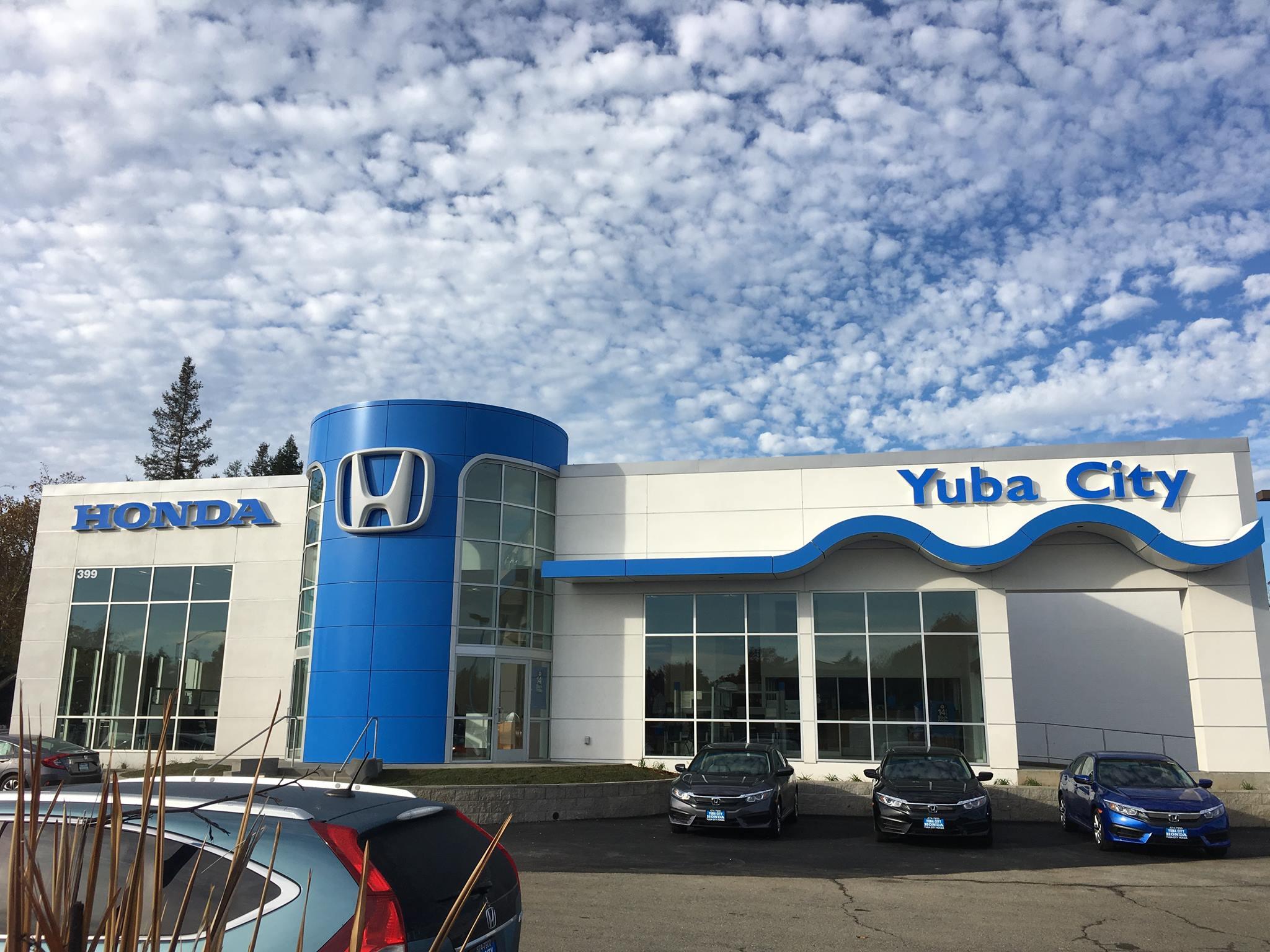 Yuba City Honda Dealership