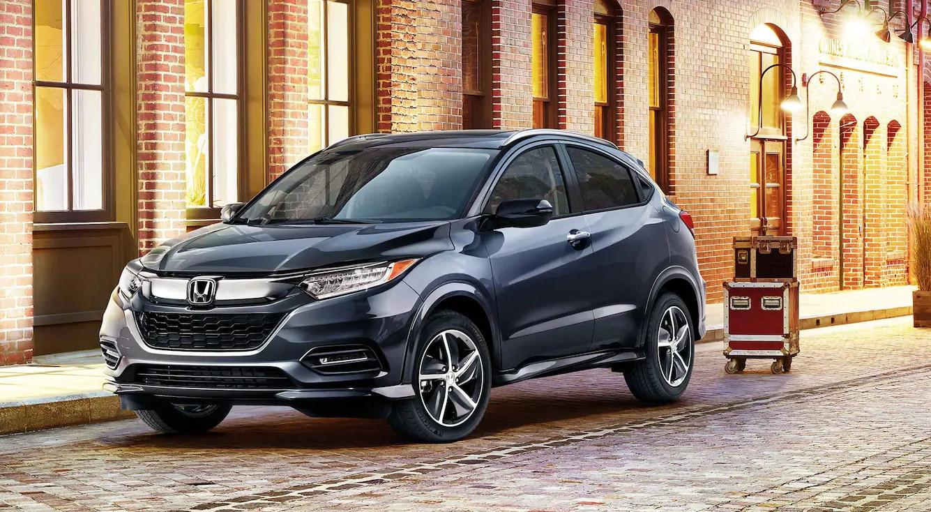2019 Honda HR-V Crossover