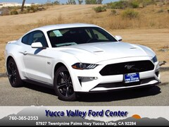 2018 Ford Mustang MUSTANG GT COUPE Coupe
