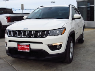 New 2019 Jeep Compass LATITUDE 4X4 Sport Utility in Yucca Valley