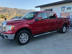 Used 2010 Ford F-150 Lariat 4X4 Truck SuperCrew Cab in Yucca Valley