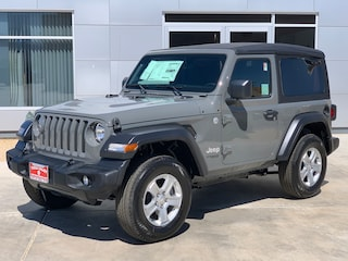 New 2020 Jeep Wrangler SPORT S 4X4 Sport Utility in Yucca Valley